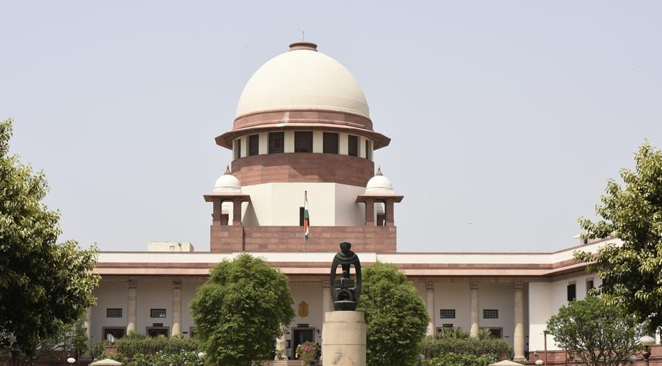 A view of the Supreme Court in New Delhi. The court also rejected the demand to grant primacy to the CJI's view in selecting eminent jurists as members of the search committee over the other members, including the Prime Minister and Lok Sabha Speaker.
