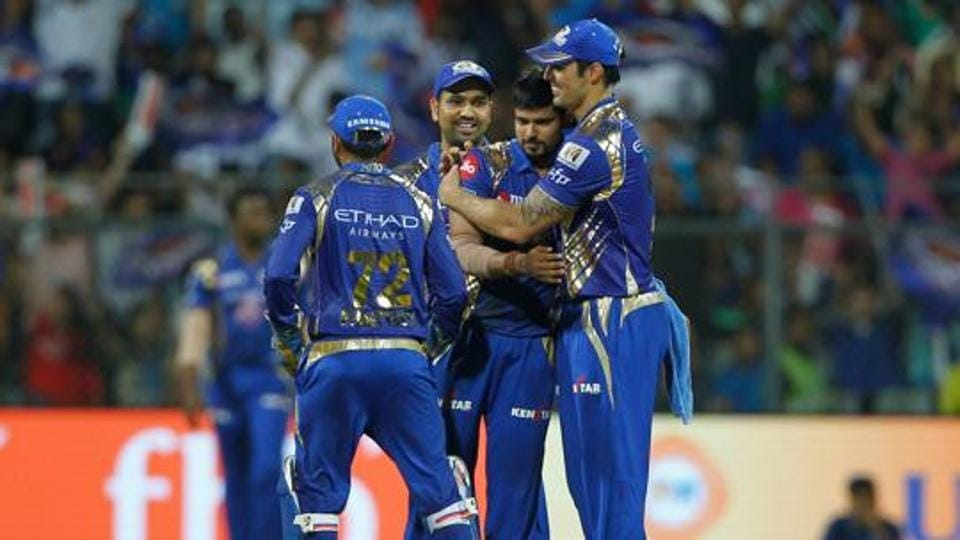 Indian Premier League (IPL) outfit Mumbai Indians is led by Rohit Sharma and their home ground is Wankhede Stadium in Mumbai.