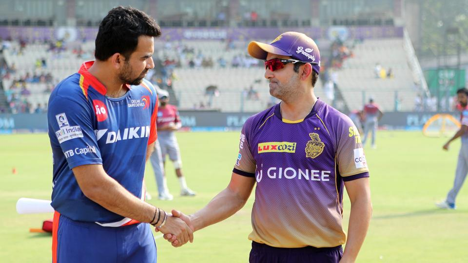 Kolkata Knight Riders captain Gautam Gambhir had won the toss and opted to field. (BCCI)