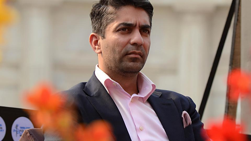 Most of Abhinav Bindra's lecture was about the rigours of a high performance athlete based on his own experience.