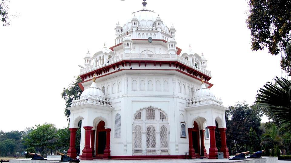 The Saragarhi memorial gurdwara