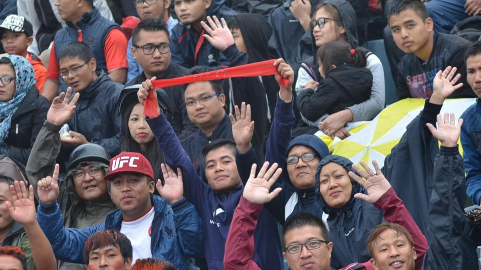 According to Mizoram Football Association secretary, Lalnghinglova Hmar, women in Mizoram are as passionate about football as men. In fact, they comprise at least half the spectators of a football match on any given day.