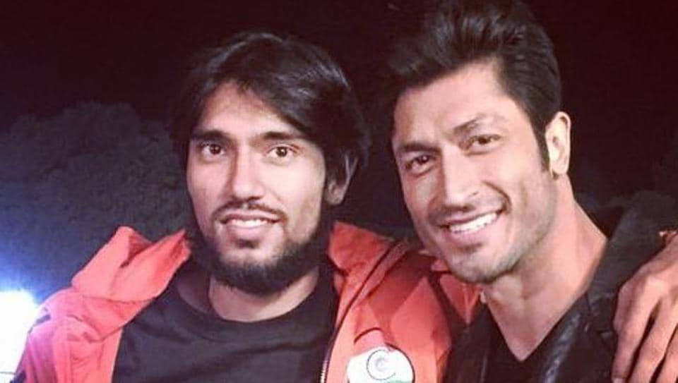 I got interested in Parkour after watching Jackie Chan's films: Mujahid Habib