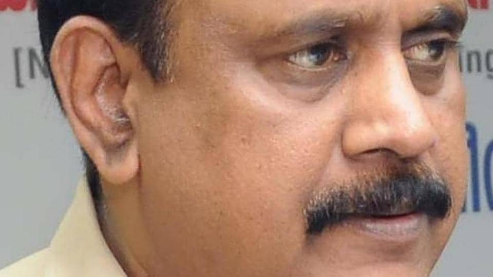 T P Senkumar said although the apex court had ordered his immediate reinstatement last week, the government had failed to take any step.