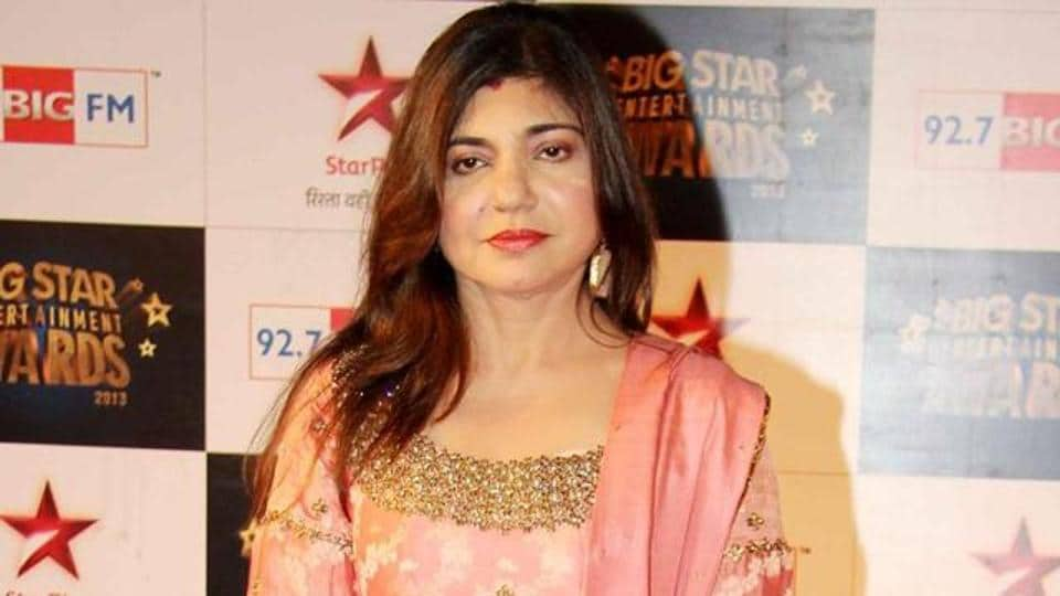 Alka Yagnik believes there's nothing wrong if actors want to sing also.