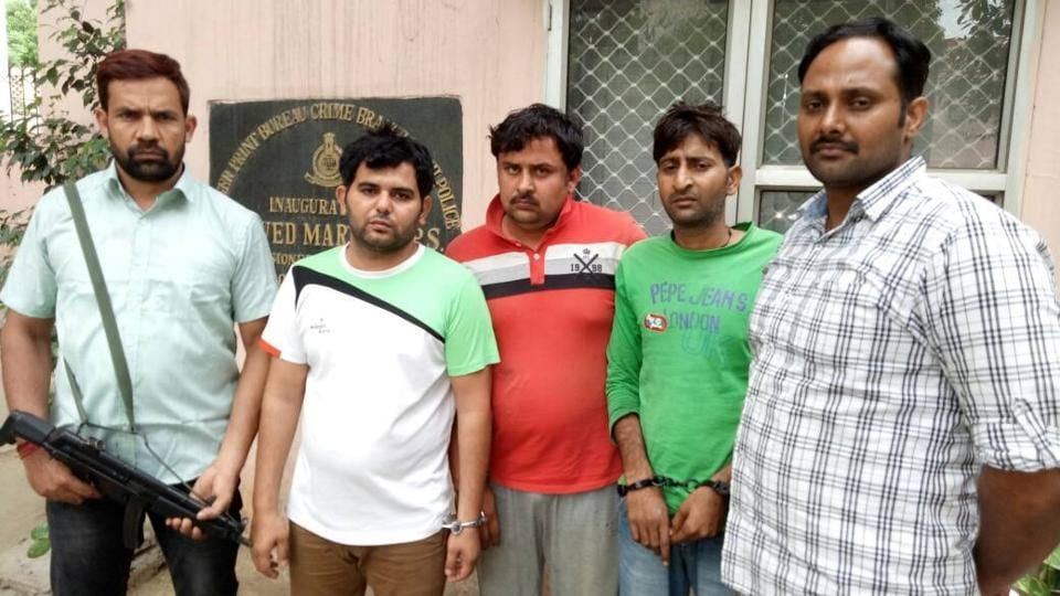 On Friday, the crime branch of DelhiPolice arrested three men — Jasbir Dabas, Devender alias Babloo and Manjeet — who confessed to having gang raped the woman before killing her.Her friend was also strangulated later.