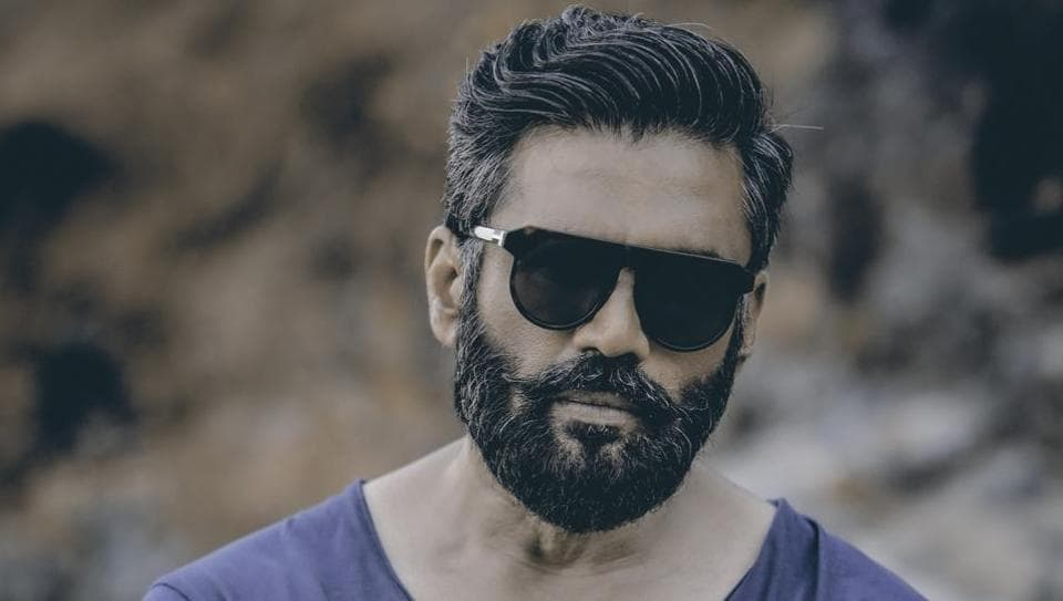 Suniel Shetty says he was ready to come back on screen after a three year sabbatical.