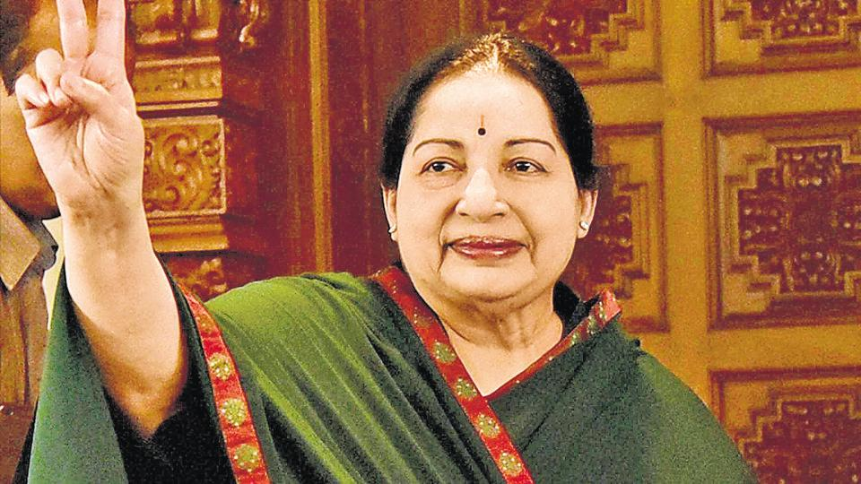 Tamil Nadu chief minister J Jayalalithaa died on December 5, 2016 after a cardiac arrest.