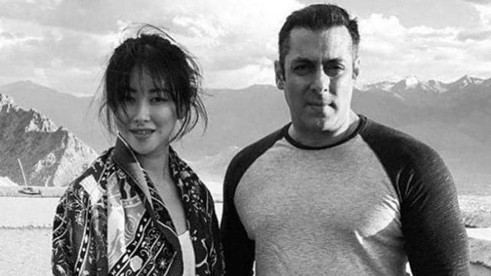 Chinese star Zhu Zhu will make her Bollywood debut opposite Salman Khan in Tubelight.