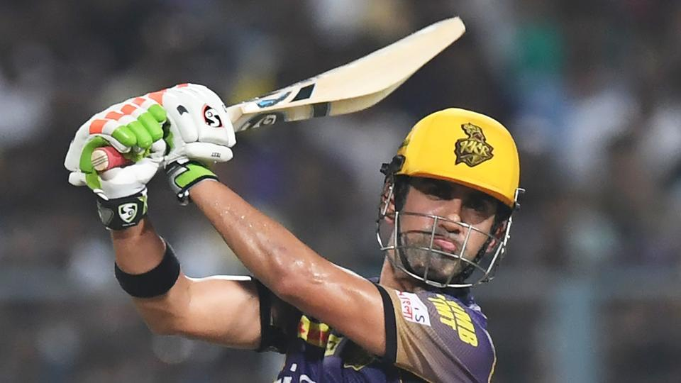 Kolkata Knight Riders captain Gautam Gambhir was named the Man-of-the-Match against Delhi Daredevils in the 2017 Indian Premier League on Friday.