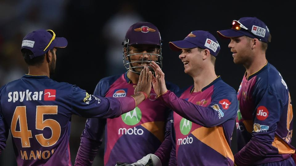 Rising Pune Supergiant thrashed Royal Challengers Bangalore by 61 runs as they remained in fourth spot while RCB's chances of qualifying for the play-offs are virtually over.