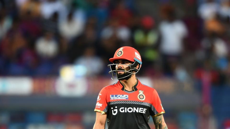 IPL 2017,Virat Kohli,Royal Challengers Bangalore