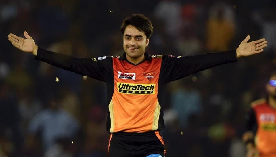 IPL 2017,Sunrisers Hyderabad,Rashid Khan