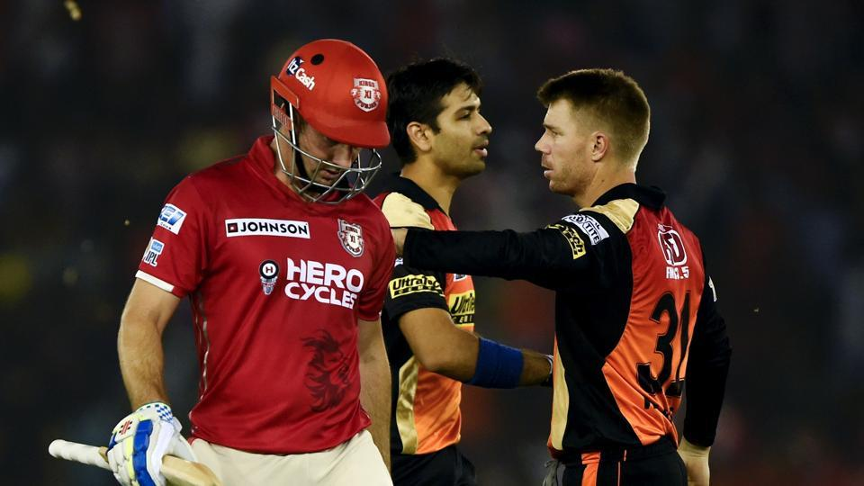 Sunrisers Hyderabad beat Kings XI Punjab by 26 runs in an Indian Premier League (IPL) 2017 match. Live streaming of Kings XI pUnjab vs Sunrisers Hyderabad was available online.