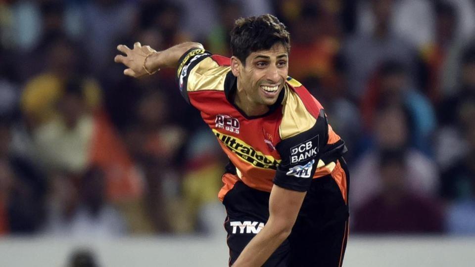 Sunrisers Hyderabad fast bowler Ashish Nehra turned 38 on Saturday.
