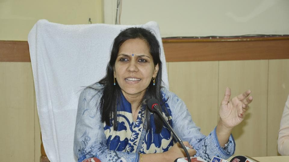 The 2003-batch IAS officer hails from Kerala and has been a special secretary with the Uttar Pradesh home department during her previous posting.