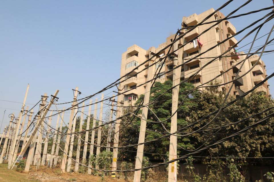The power distribution system in Gurgaon has drawn the ire of residents, especially in summer.