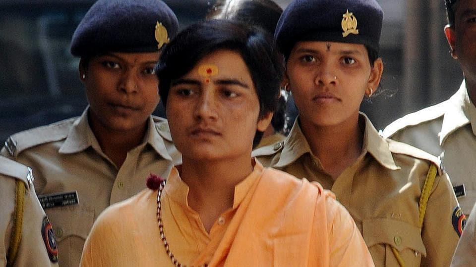 Pragya Thakur was arrested in 2008 soon after the Malegaon blast