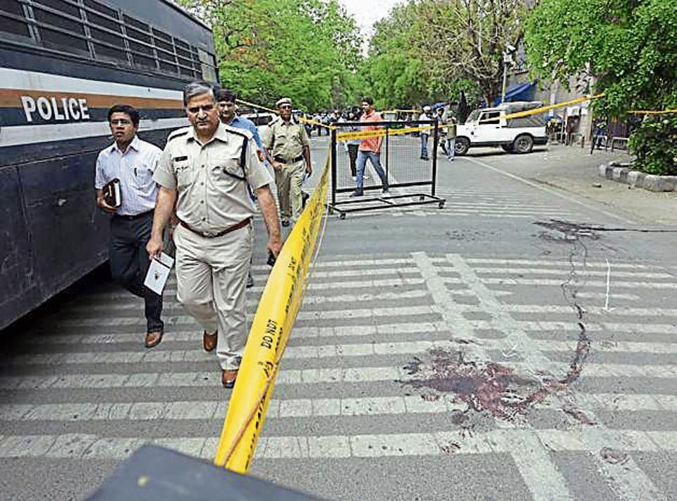 Criminal shot dead,Rohini court,Rohini court murder