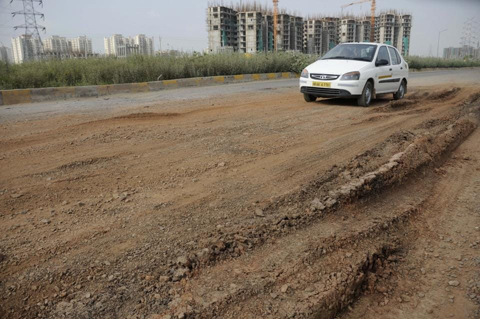 The urban authority will also be taking up the repair of a stretch of the Southern Peripheral Expressway (SPR) from Badshahpur crossing to Rambir ki Dhani.