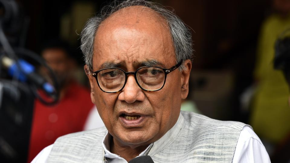 The move comes roughly a month after Digvijaya Singh was blamed for delaying government formation in Goa despite the Congress emerging as the largest party.
