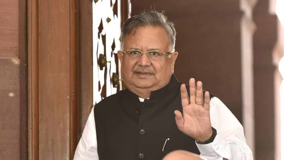 Chhattisgarh CM Raman Singh reacted sharply to the Sukma attack, in which 25 CRPF securitymen lost their lives.