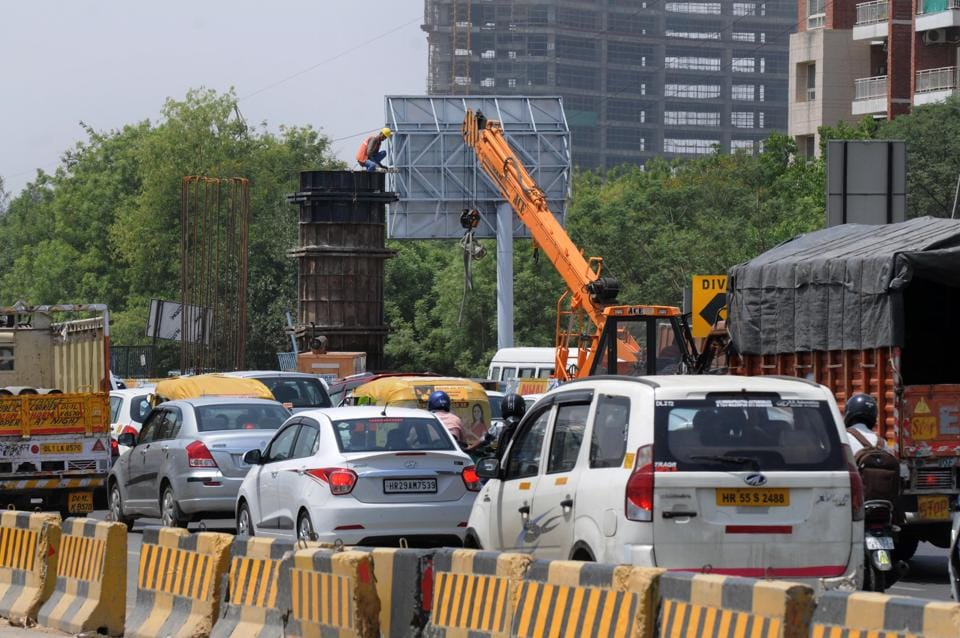 IFFCO Chowk,Signature Towers,Delhi-Gurgaon Expressway