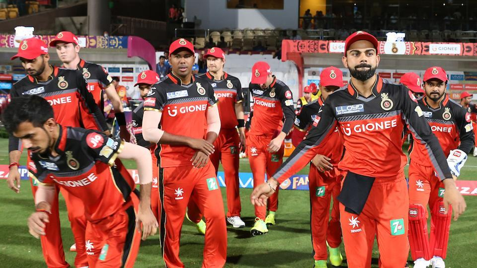 IPL 2017,Royal Challengers Bangalore,Virat Kohli