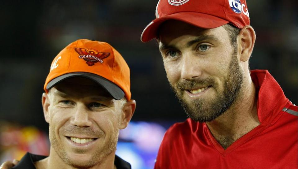 KXIP captain Glenn Maxwell won the toss and opted to field.  (BCCI )