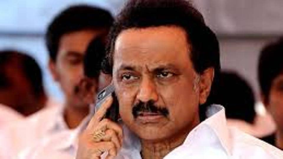 DMK working president and Opposition leader MK Stalin accused the BJP-led central government on Sunday of misusing central investigating agencies for political benefit of the party.