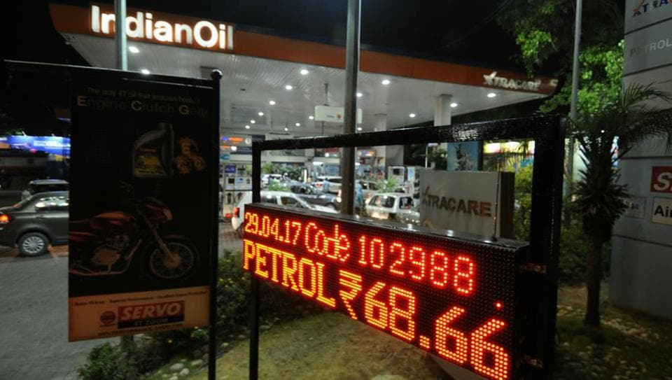 Chandigarh,fuel rates,international market rates