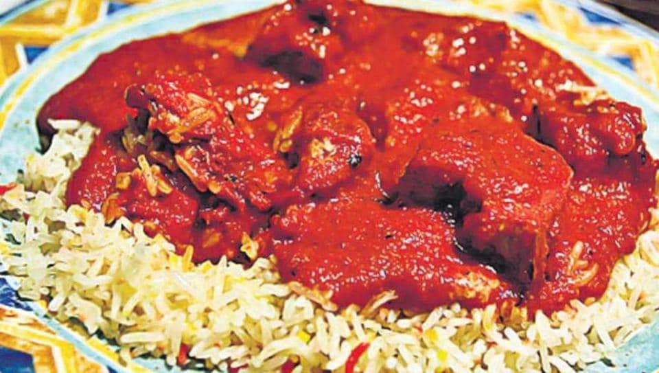 An Indian meal often comprises of rice and curry. Locals alleged that the smells from the Indian restaurant were so strong, it left them needing to wash their clothes.