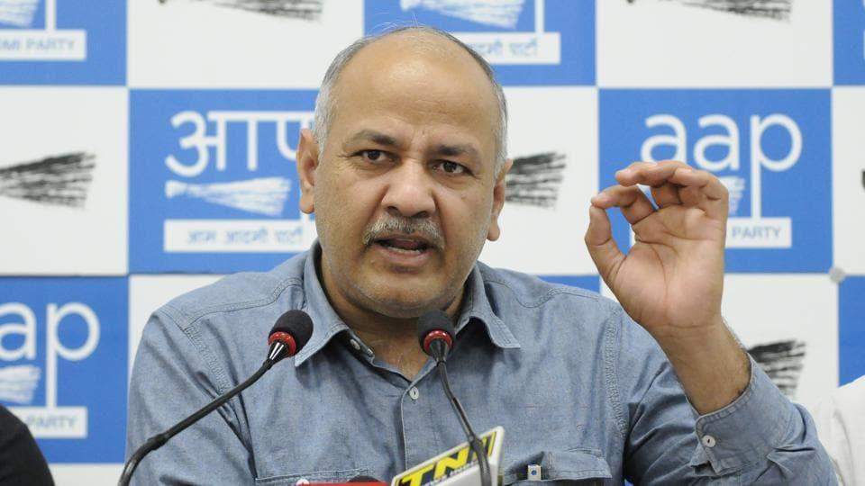 Manish Sisodia,Office of profit,Election commission