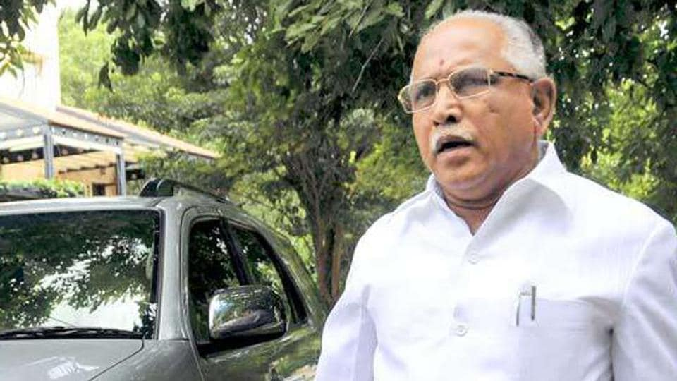 State unit chief BS Yeddyurappa's supporters have termed the central leadership's move as a setback to the Eshwarappa camp.
