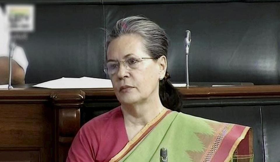 Congress President Sonia Gandhi in expected to  meet NDAparties to explore teh possibility of putting up a common candidate for the Presidential election in July.