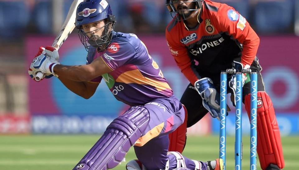 IPL 2017,Rahul Tripathi,Rising Pune Supergiant