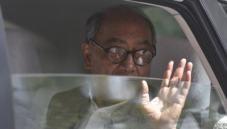 The sacking of Digvijaya Singh from Goa indicates that the leadership will no longer shy away from acting tough.