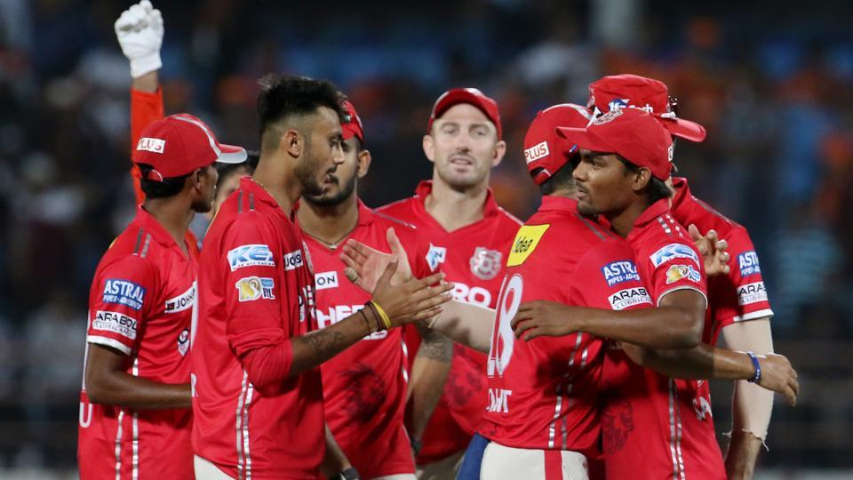 Sandeep Sharma was declared the Man of the Match. Kings XI Punjab are now at the fifth spot while DD are at the bottom. (BCCI)
