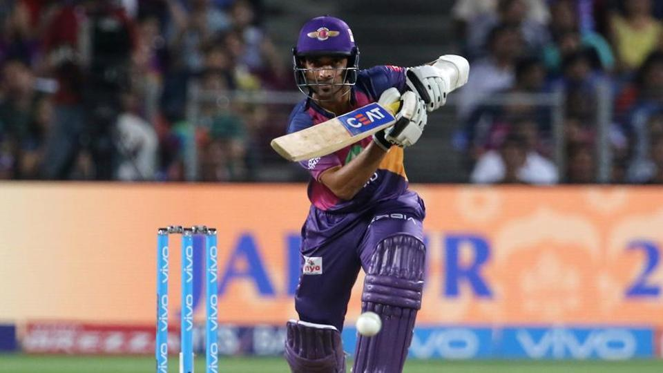Ajinkya Rahane, who averages 23.44 in IPL 2017 so far, will look to get a big one when Rising Pune Supergiant take on Gujarat Lions on Monday.
