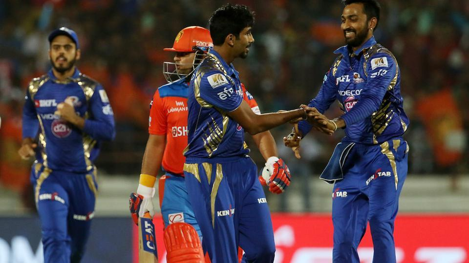Jasprit Bumrah's heroics helped Mumbai Indians clinch super over thriller vs Suresh Raina-led Gujarat Lions on Saturday.