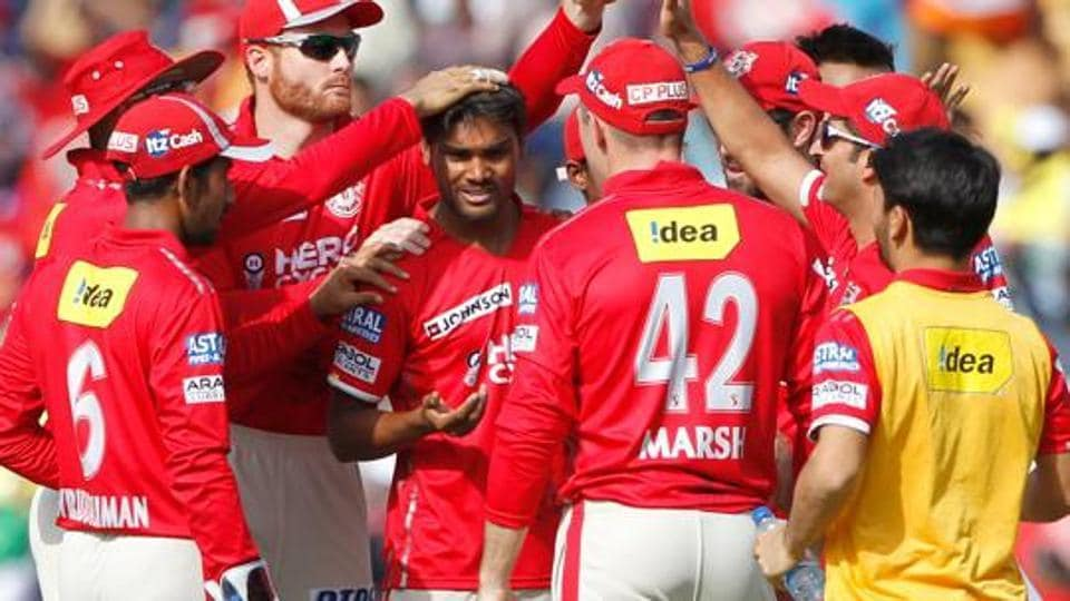 Sandeep Sharma picked 4/20 for Kings XI Punjab against Delhi Daredevils in an  the 2017 Indian Premier League (IPl) match. Get highlights of Kings XI Punjab vs Delhi Daredevils here.