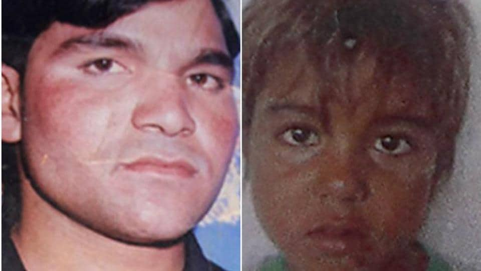 Mukhtiar Singh and his daughter Sandeep Kaur