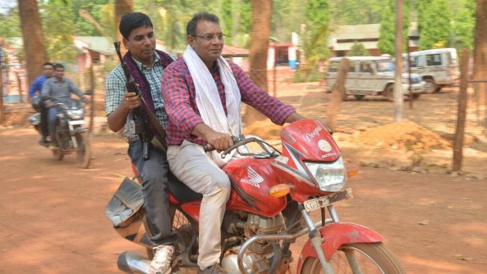 Chhattisgarh,Maoist areas,Maoist militancy in India