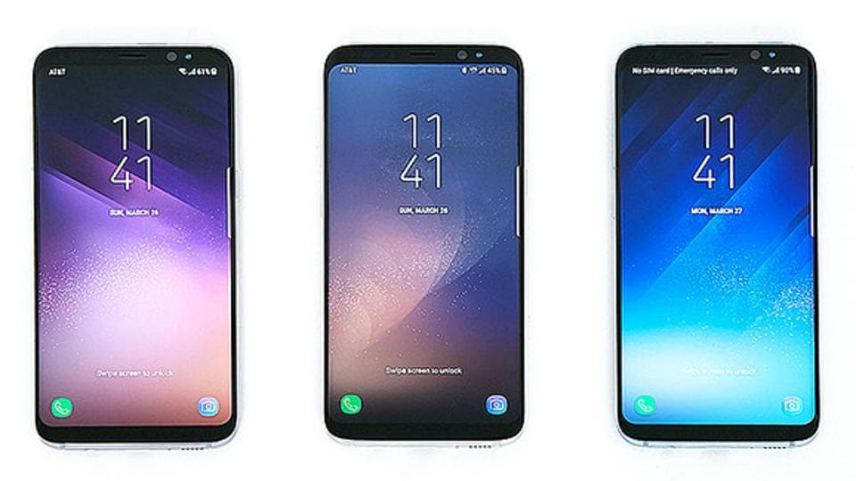 The Samsung Galaxy S8 and S8+ was launched in India at at a starting price of  Rs 57,900.