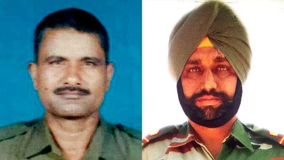 Pakistan Army,Indian soldiers killed by Pak army,India Pak ties