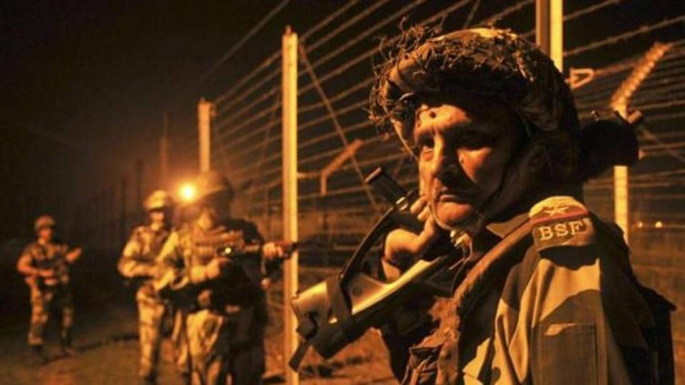 India and Pakistan have agreed to a ceasefire along the LoC but it is violated frequently.