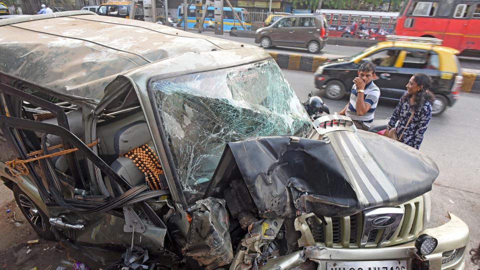 drink driving,road accident,Matunga crash