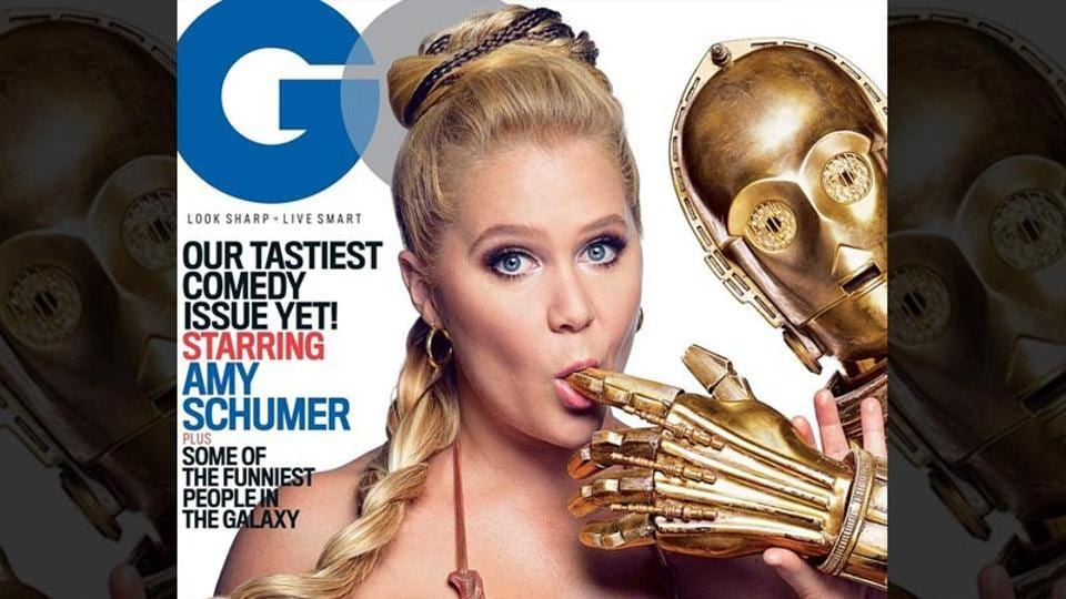 Amy Schumer is popular for her comedy series Inside Amy Schumer.