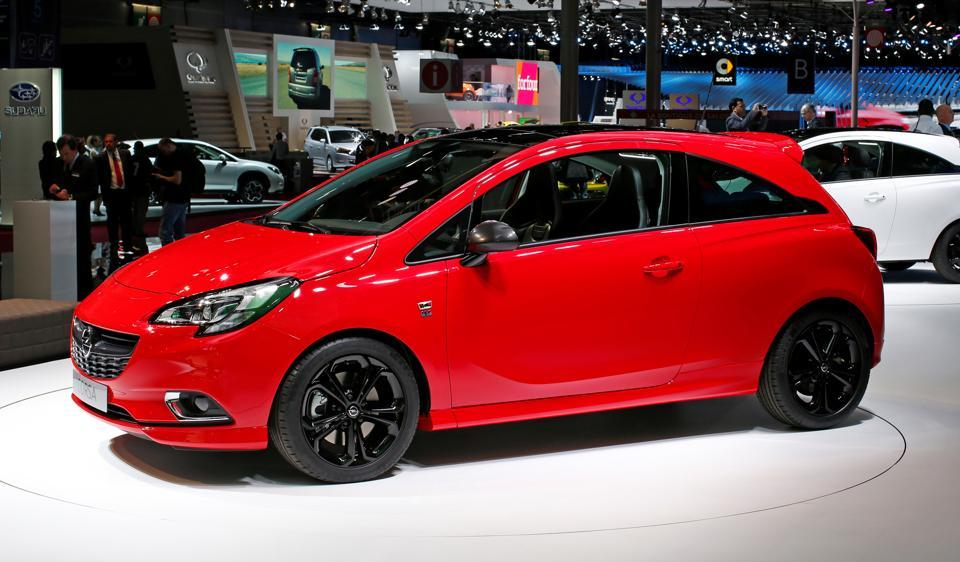 Opel Corsa,Peugeot,PSA Group
