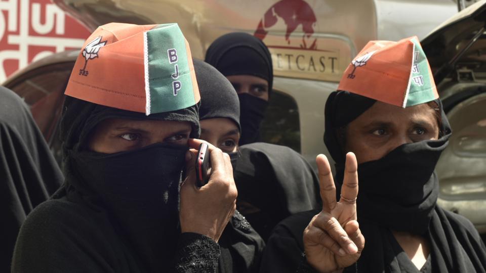 BJP,Muslims,Triple Talaq